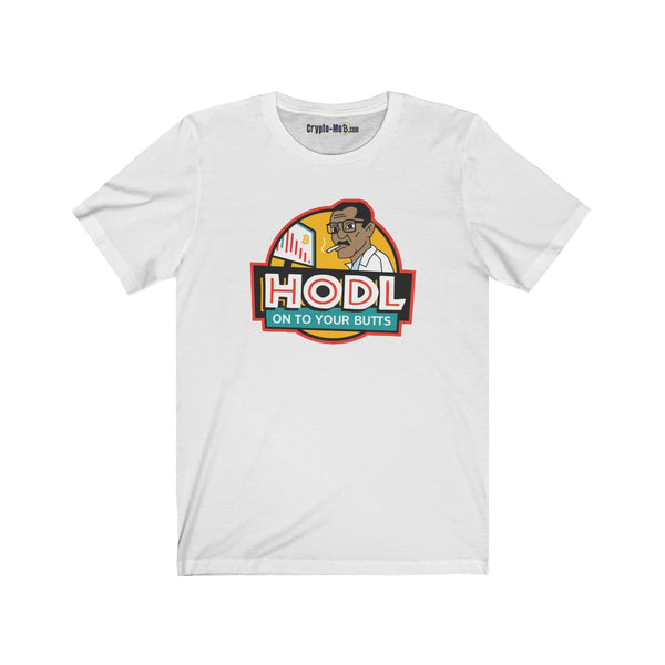 Hodl On | Crypto-Mob