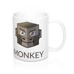 Monkey Mug 11oz | Crypto-Mob