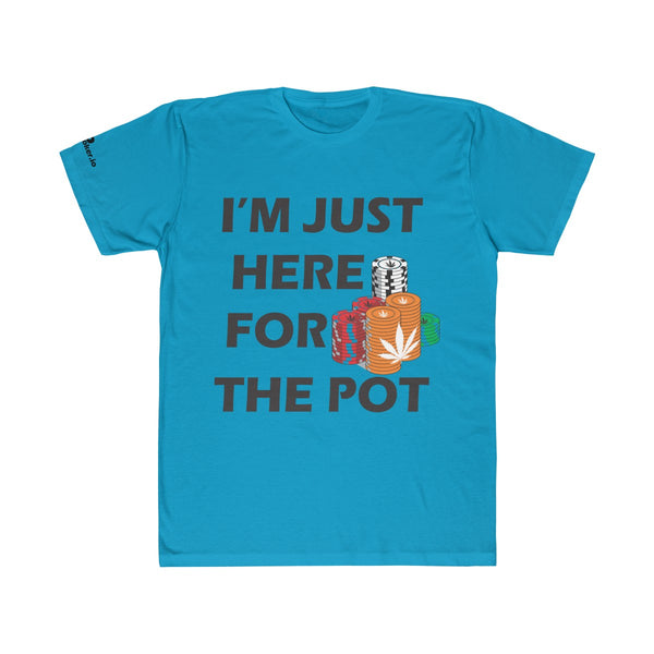 Im Just Here For The Pot | Crypto-Mob