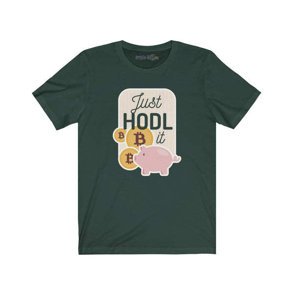 Just Hodl It Piggy | Crypto-Mob