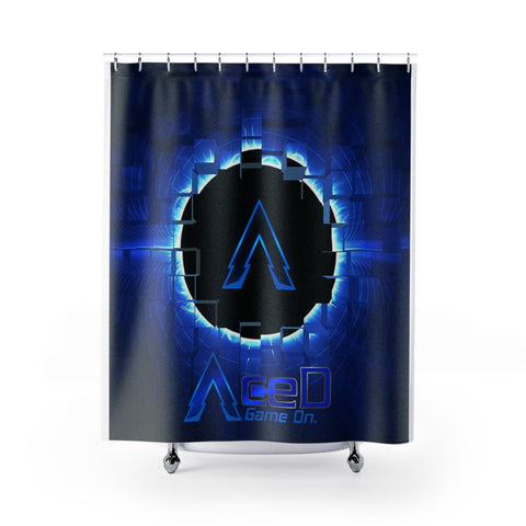 Acedcoin Shower Curtains | Crypto-Mob