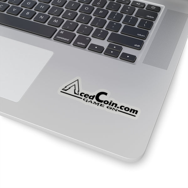Acedcoin.com Kiss-Cut Sticker | Crypto-Mob