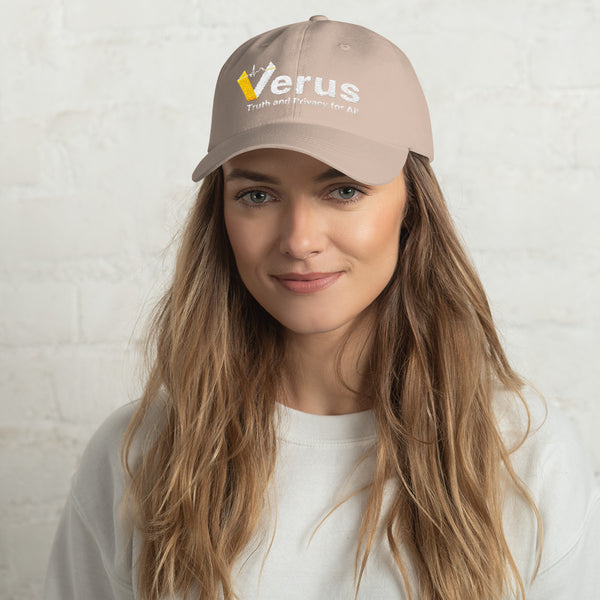 Verus Dad Hat | Crypto-Mob