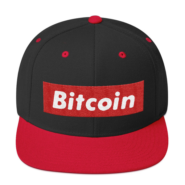Bitcoin Supreme Hat | Crypto-Mob