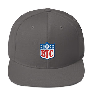 Bitcoin League Hat | Crypto-Mob