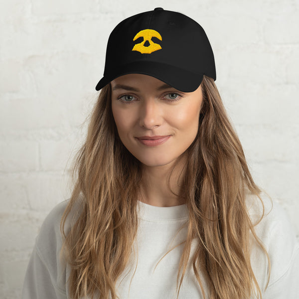 Pirate Skull Dad Hat | Crypto-Mob