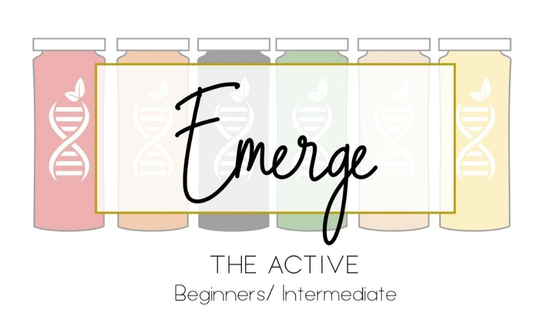 Emerge Cleanse- Active Lifestyle