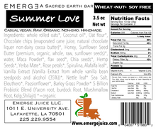 Load image into Gallery viewer, Summer Love Organic Superfood bar