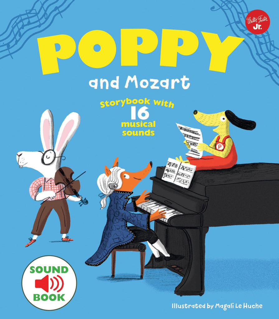POPPY AND MOZART