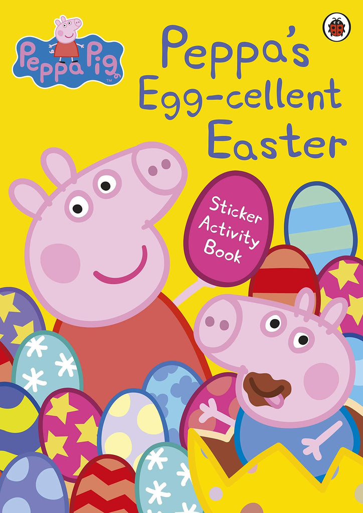 PEPPA'S EGG-CELLENT EASTER - STICKER ACTIVITY BOOK