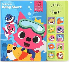 PINK FONG - BABY SHARK MUSIC BOOK