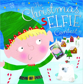 THE CHRISTMAS S-ELFIE CONTEST