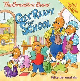 THE BERENSTAIN BEARS - GET READY FOR SCHOOL