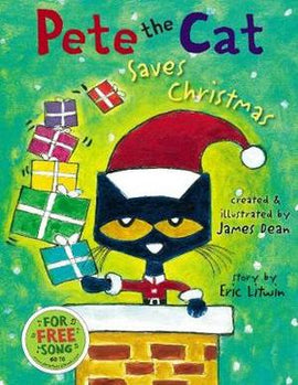 PETE THE CAT - SAVES CHRISTMAS