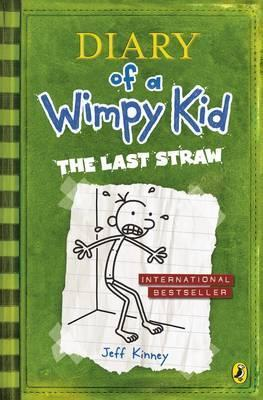 DIARY OF A WIMPY KID - THE LAST STRAW
