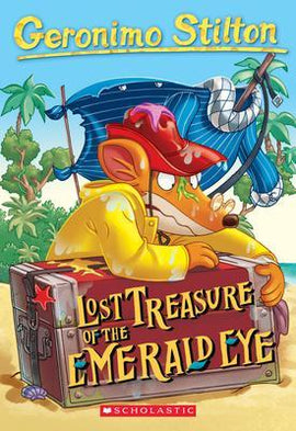 GERONIMO STILTON - LOST TREASURE OF THE EMERALD EYE