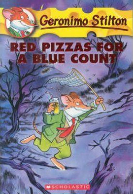 GERONIMO STILTON - RED PIZZAS FOR A BLUE COUNT