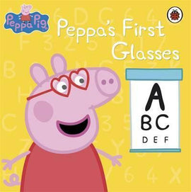 PEPPA PIG - PEPPA'S FIRST GLASSES