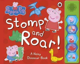 PEPPA PIG - STOMP AND ROAR! SOUND BOOK