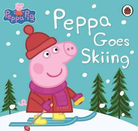 PEPPA PIG - PEPPA GOES SKIING