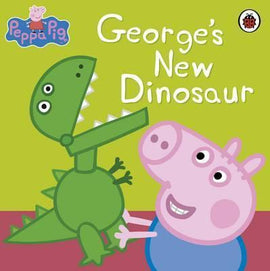 PEPPA PIG - GEORGES'S NEW DINOSAUR