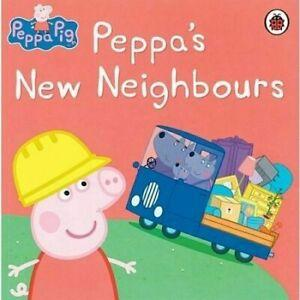 PEPPA PIG - PEPPA'S NEW NEIGHBOURS