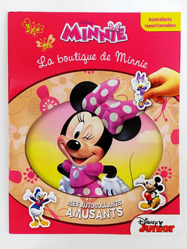 LE MAGAZINE  LA BOUTIQUE DE MINNIE