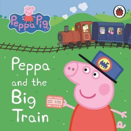 PEPPA PIG - PEPPA AND THE BIG TRAIN