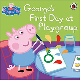 PEPPA PIG - GEORGE'S FIRST DAY AT PLAYGROUP