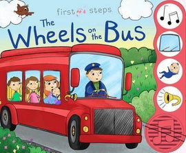 THE WHEELS ON THE BUS, SOUND BOOK