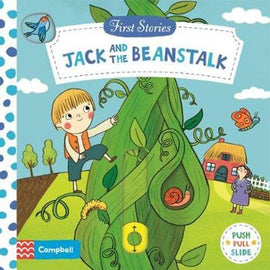 JACK AND THE BEANSTALK - PUSH PULL SLIDE