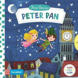 PETER PAN - PUSH PULL SLIDE