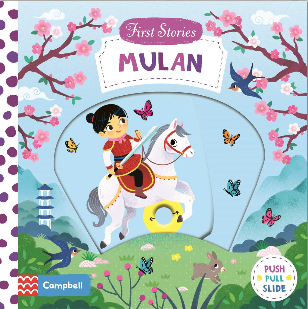 MULAN - PUSH PULL SLIDE