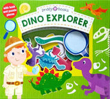 LET'S PRETEND - DINO EXPLORER