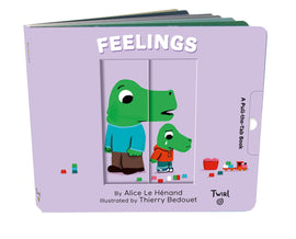 FEELINGS - PULL AND PLAY