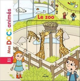 MES DOCS ANIMES - LE ZOO