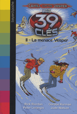 LES 39 CLES - LA MENACE VESPER
