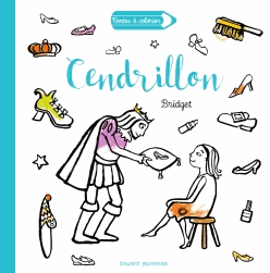 COLORIAGE - CENDRILLON