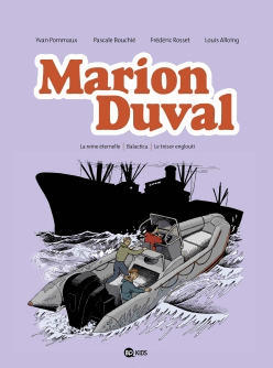 MARION DUVAL - INTEGRALE TOME 8