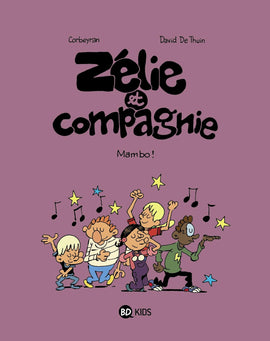 ZELIE ET COMPAGNIE - MAMBO
