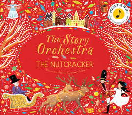 THE STORY ORCHESTRA - THE NUTCRACKER - MUSIC BOOK