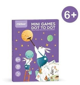 MINI GAMES DOT TO DOT