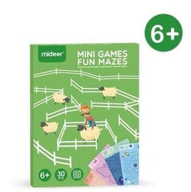 MINI GAMES FUN MAZES