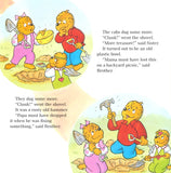 THE BERENSTAIN BEARS - LONG LONG AGO