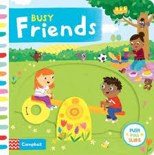 BUSY FRIENDS - PUSH PULL SLIDE