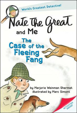 NATE THE GREAT AND ME - THE CASE OF THE FLEEING FANG