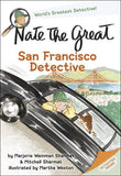 NATE THE GREAT - SAN FRANCISCO DETECTIVE