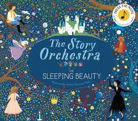 THE STORY ORCHESTRA - THE SLEEPING BEAUTY - MUSIC BOOK