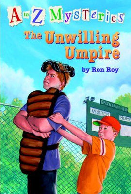 A TO Z MYSTERIES - THE UNWILLING UPIRE