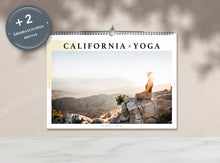 Laden Sie das Bild in den Galerie-Viewer, END OF SEASON SALE! - Yoga-Wandkalender 2020